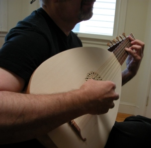 chinese lute