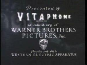Vitaphone slide