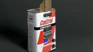 Castrol guitar