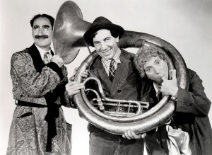 Marx bros Tu ba or not tu ba