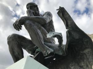 Thinker in Cleveland